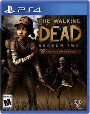 The Walking Dead: Season Two 2  (PlayStation 4, 2014)BRAND NEW / Region Free