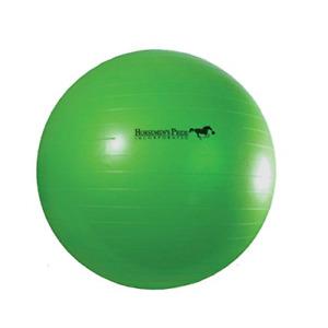Horsemen's Pride 40-Inch Mega Ball for Horses, Green, Large