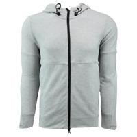 adidas Men's French Terry Stadium Jacket Grey 2XL