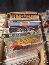BULK LOT OF Marvel, DC and Independent title comics. 100 COMICS JOB LOT. BARGAIN