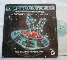 *GALACTIC FORCE BAND Spaced out Disco NM- (STAR WARS, TREK, 2001) 1978 LP Vinyl