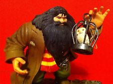 HARRY POTTER HAGRID FIGURE TOY GIFT HEDWIG CLASSIC SCENES COLLECTION FIGURINE