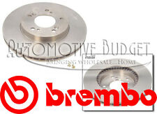 Front Brake Rotor Various Acura Honda & Isuzu Vehicles - NEW Brembo