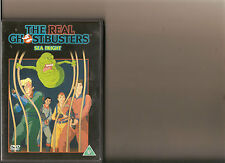 THE REAL GHOSTBUSTERS SEA FRIGHT DVD 4 EPISODES RETRO 80S CARTOON
