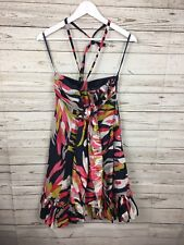 Women's Ted Baker Party Dress - Size 1 UK8 - Multi- Great Condition