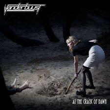 Vanderbuyst - At the Crack of Dawn CD 2014 digi hard rock Van Records