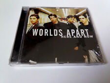"WORLDS APART ""HERE AND NOW"" CD 15 TRACKS PRECINTADO SEALED"