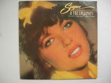 SUGAR & THE LOLLIPOPS Same s/t LP 1981 Sealed mint