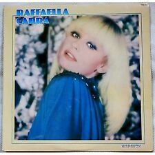 RAFFAELLA CARRA' - Omonimo - LP VINYL 1981 SPAGNOLO NEAR MINT CONDITION