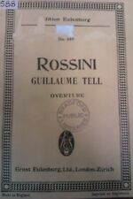 Rossini: Guillaume Tell Overture : Pocket Music Score