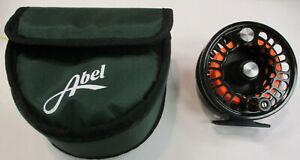 Abel Super Series 7-8 N Fly Reel -