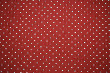 """John Lewis soft furnishing fabric """"Provence"""", russet, remnant of 1.9m length"""