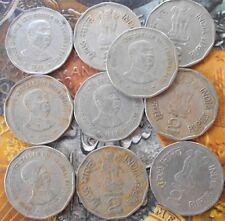 10 Coins LOT  1996 - SARDAR VALLBHBHAI PATEL -  2 Rs - Commemorative Coin INDIA