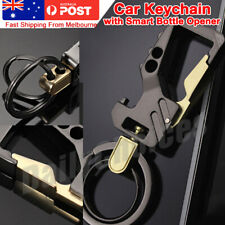 Stylish Metal Car Key Rings Alloy Chain Heavy Duty Gift Keyring Keychain Holder