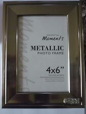 Fore TG7 Golf Fine English Pewter On A PICTURE PHOTO FRAME SILVER 6X4 Hang/Stand