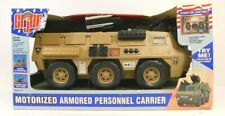 GI JOE MOTORIZED ARMORED PERSONNEL CARRIER 2003 NEW / SEALED / WORKS