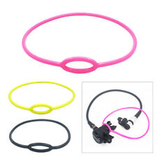 Scuba Diving Second Stage Necklace Mouthpiece Silicone Snorkeling Necklace