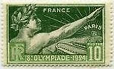 """FRANCE STAMP TIMBRE N�� 183 """" JEUX OLYMPIQUES DE PARIS, 10 C 1924 """" NEUF xx TTB"""