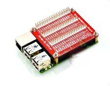Raspberry Pi 2 model B/B+ pi2 Triple GPIO Multiplexing Expansion Board