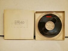 Queen - Randy Newman 'BBC Presents' Vintage 7-inch Reel to Reel Tape 1975
