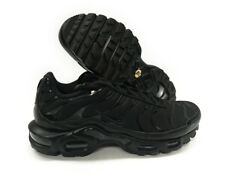 sports shoes 8a1df e1aae 604133-050 Nike Max (Triple Negro Air) Para Hombre Plus Tenis Deportivas