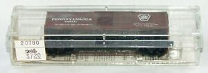 KD 20780 Pennsylvania RR 40' Box Car Shadowed Keystone #602347 inventory  # 204