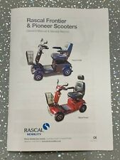 Mobility Scooter Manual for sale | eBay