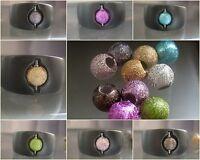 "Perle - ""Metallic"" - Farbe zur Auswahl - kompatibel m. Charlotte 21"