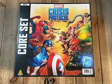 Atomic Mass Games Marvel Crisis Protocol Iconic Miniatures Plastic Game Core Set
