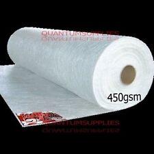450gm CHOPPED STRAND MAT FIBREGLASS MATTING 1mtr x 1mtr