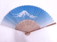 扇子 Sensu - Eventail pliant traditionnel japonais FUJI - 1509