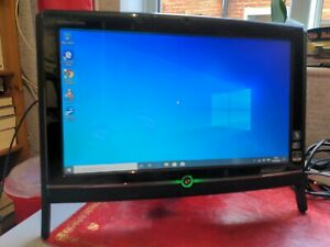 EMACHINES EZ1711 ALL IN ONE DESKTOP PC WINDOWS 10 OFFICE TOUCHSCREEN WIFI 500GB