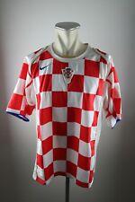 Kroatien Trikot Gr. XL Nike Jersey 2004 Home Shirt HNS Croatia