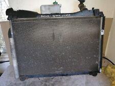 Suzuki Grand Vitara radiateur et les fans Rad Pack