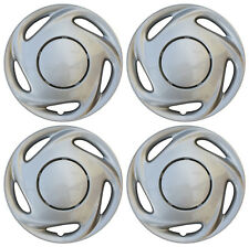 "4 Pc Hub Cap Set Silver Fits 1998 1999 2000 TOYOTA COROLLA 14"" Wheel Cover Caps"
