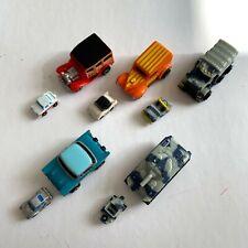 Micro Machines: Insiders & Micro Mini / Ultra small Job Lot - Military Tank Ford