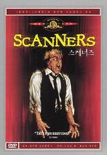 Scanners - David Cronenberg, Jennifer O'Neill, Stephen Lack, 1981 / NEW