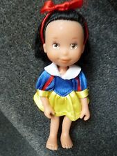 Famosa Snow White Doll approx 6""