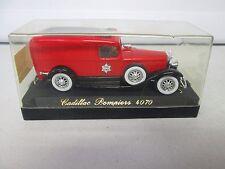 Solido Cadillac Pompiers No 4070