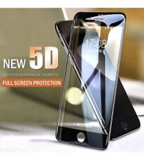 5D Full Coverage Tempered Glass Screen Guard Protector For Apple iPhone 6 / 6s