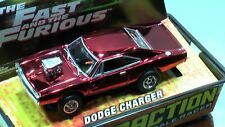 Slot H0 JL DODGE CHARGER Fast+Furious f. AURORA AFX FALLER AMS TYCO AW NEU OVP