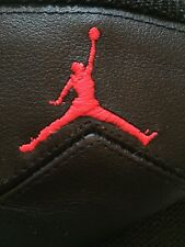 Vintage Nike Jordan 5 Panel leather cap Comme neuf a1 condition