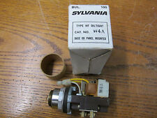 NEW NOS Sylvania W4A Pilot Light Type HF Heavy Duty Oil Tight 480V 50/60Hz