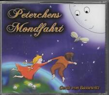 3 CD Gerdt von Bassewitz `Peterchens Mondfahrt` Neu/OVP