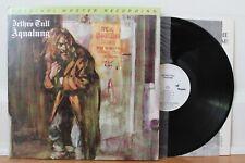 "Jethro Tull LP ""Aqualung"" ~ Mobile Fidelity MFSL 1-061 ~ VG++ Audiophile"