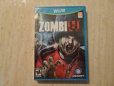 Brand New ZombiU (Nintendo Wii U, 2012) Zombi