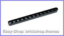 Lego Technic Liftarm schwarz Lochbalken 1 x 13 breit - 41239 - Black - NEU / NEW