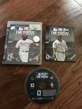 MLB 08 The Show - Playstation 3 by Sony (Sony PlayStation 3) Complete