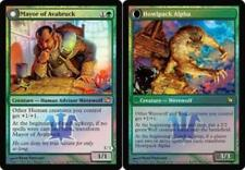 1x FOIL MAYOR OF AVABRUCK  - Rare - Innistrad - MTG - NM - Magic the Gathering