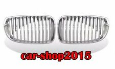 Front Grille Chrome/Sliver For BMW 1 Series E81 E82 E87 E88 128i 135i